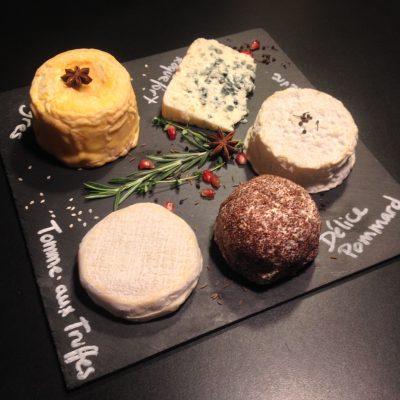 plateau de fromages buffet cours de cuisine a domicile chez mémé alsace colmar
