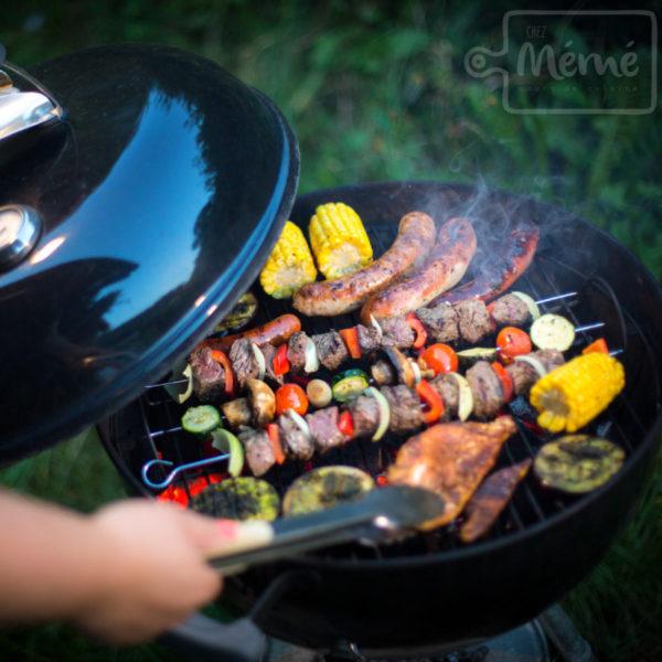 Cours de cuisine au barbecue grill grillades